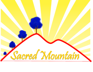Sacred Mountain Logo